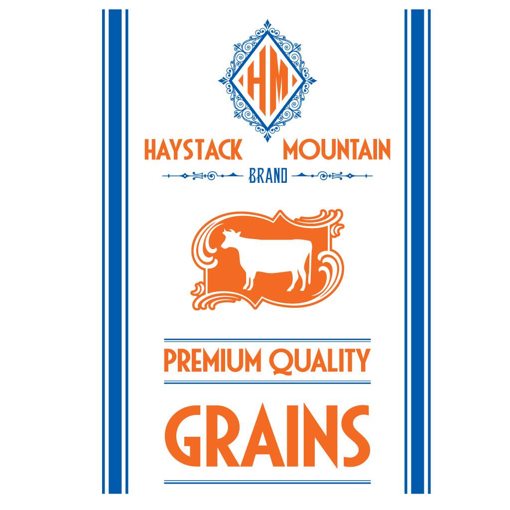 Haystack Mountain premium Grains