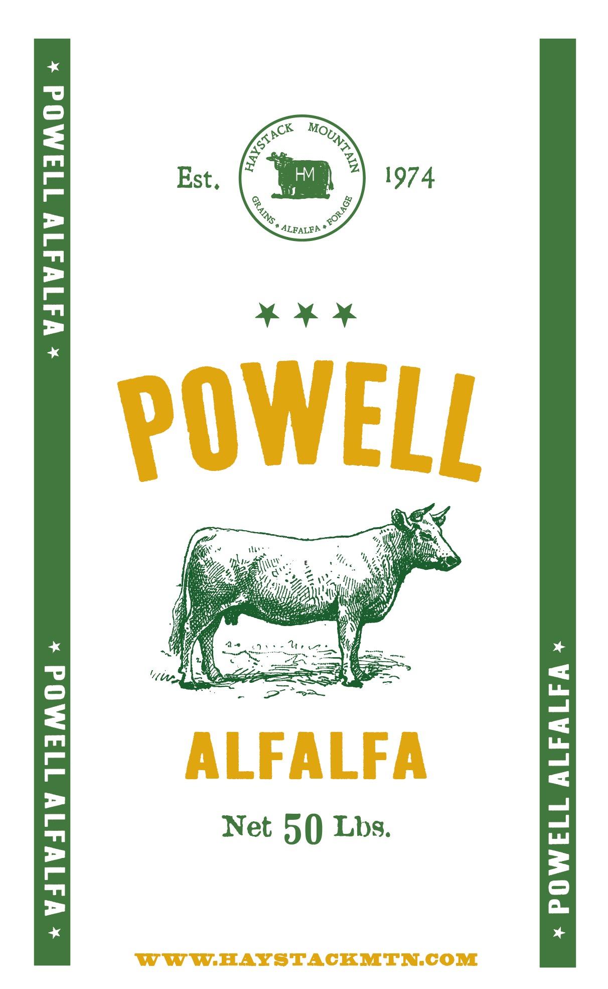 powell alfalfa