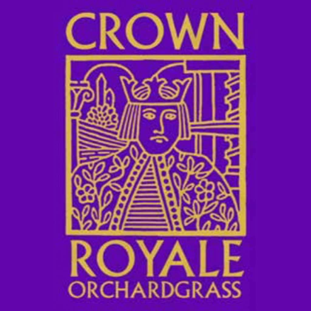 Crown Royale Orchardgrass