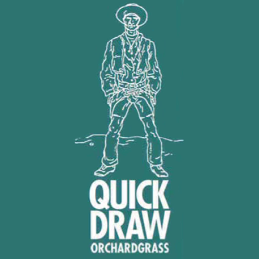 Quickdraw Orchardgrass